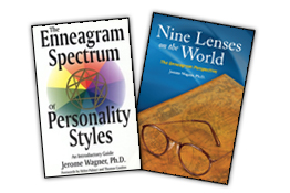 The Enneagram Spectrum book &amp; Nine Lenses on the World